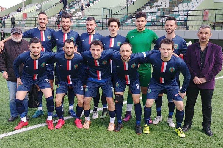 Elmalıspor'dan deplasmanda beş gollü galibiyet