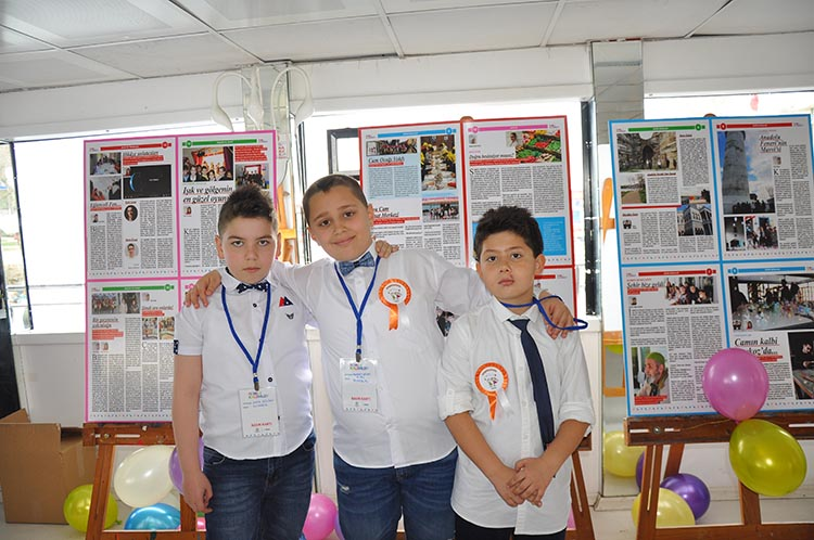 TGEV çocukları Beykoz'un değerlerini hatırlattı