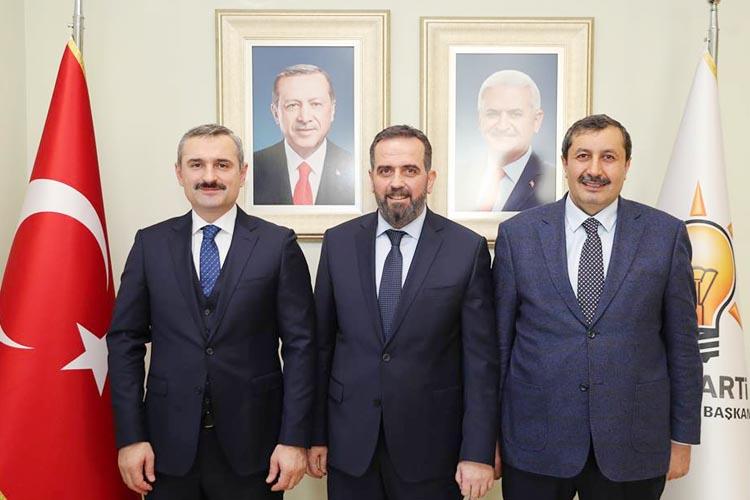 AK Parti Beykoz İlçe Başkan Adayı Hanefi Dilmaç