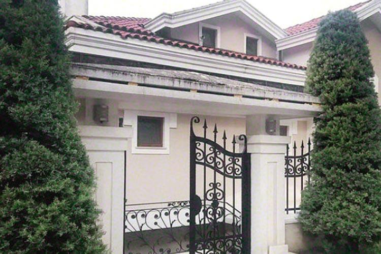 Çiftlik Bank'ın merkezi Beykoz'daki lüks villa