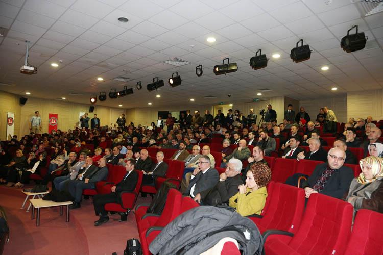 Alperenler, Beykoz'da Muhsin Yazıcıoğlu'nu andı