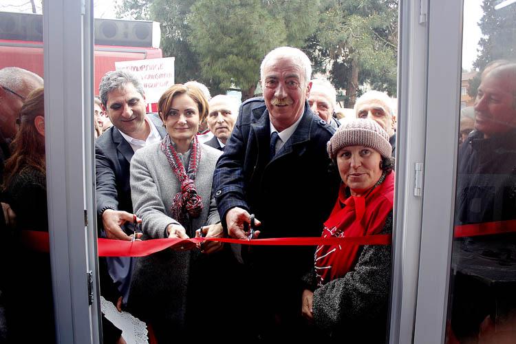 CHP Beykoz İncirköy Mahalle Temsilciliği açıldı