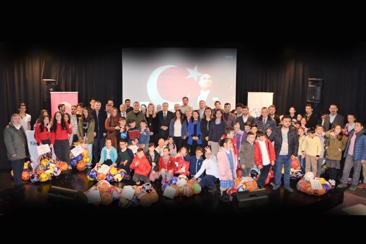 Beykoz'da köy okulları spor yapacak