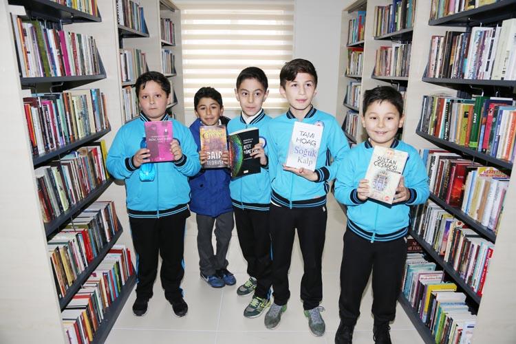 Beykoz'da Kemalettin Tuğcu Çocuk Kütüphanesi açıldı