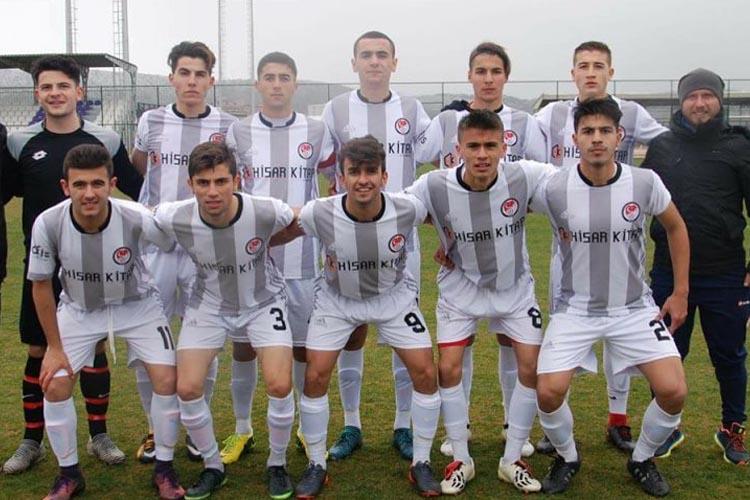 Beykoz Spor Lisesi Afyon'da galibiyetle başladı