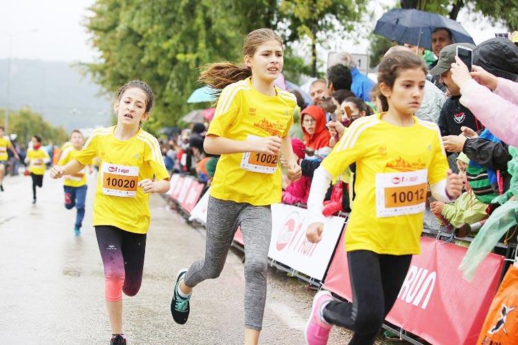 Beykoz'da, 'koşabiliyorken, koş' projesi başlıyor