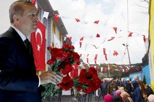 Erdoğan Beykoz'da telekonferansla açılış yaptı