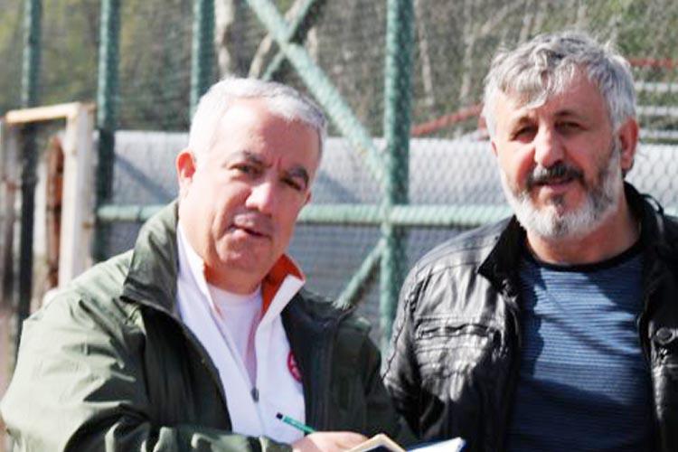 Çubuklusporlu Mehmet Şahin BİSK'ten istifa etti