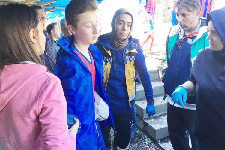 Beykoz'da okul sporlarına kamu desteği