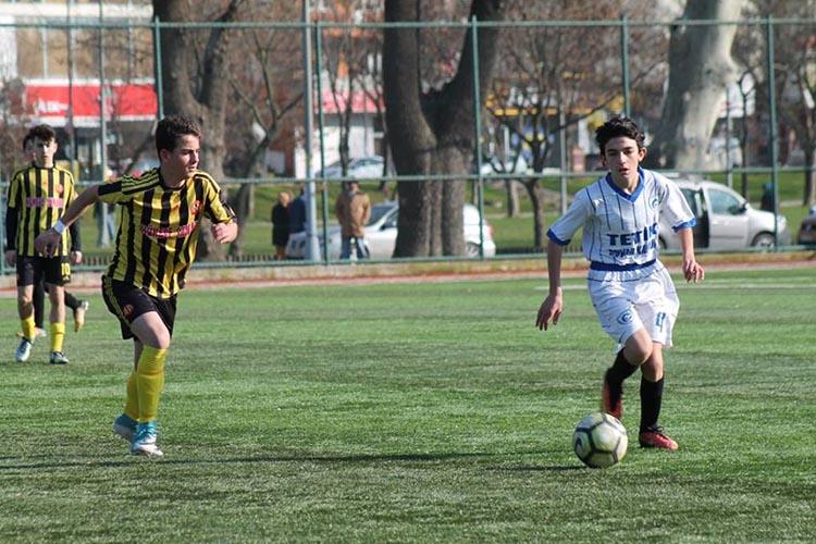 Beykoz amatörleri 14-15 Nisan 2018 maç programı