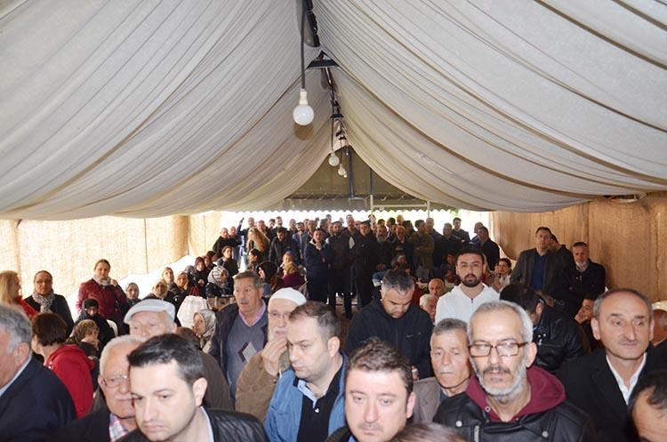 Beykoz'da Çubuklu halkı derman arıyor