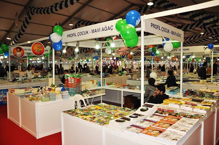 Geleneksel Beykoz Çocuk Kitapları Fuarı açılıyor