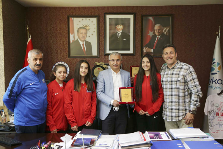 Anadolu Yıldızları'ndan Beykoz'a teşekkür