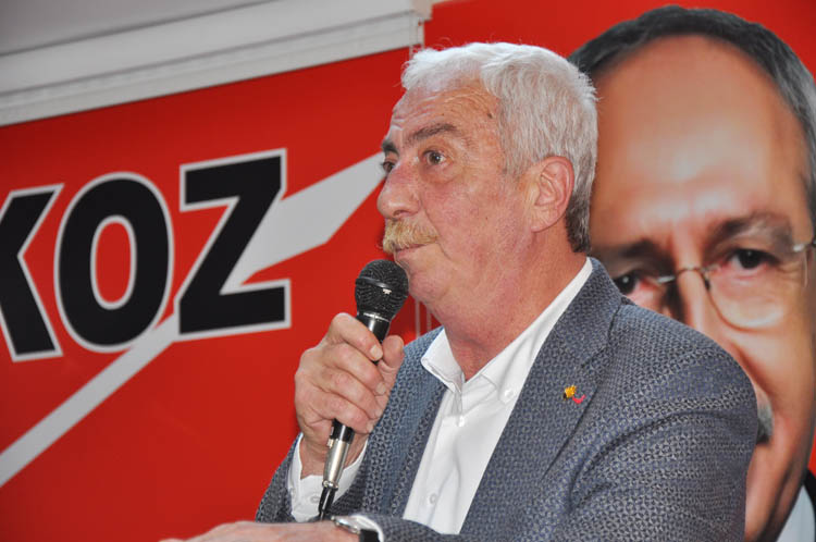 CHP Beykoz İlçe Başkanı'ndan örgütüne çağrı