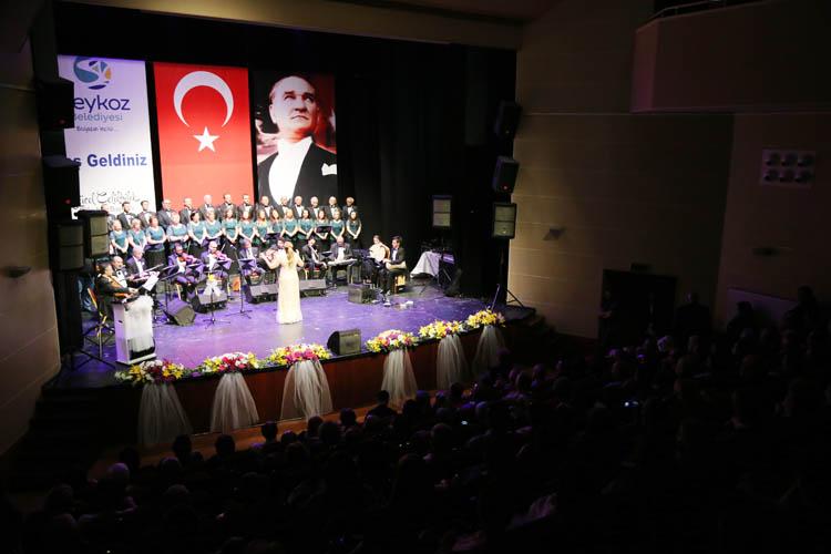 Şef Nevin Çalışkan'ın 2018 konserleri başladı