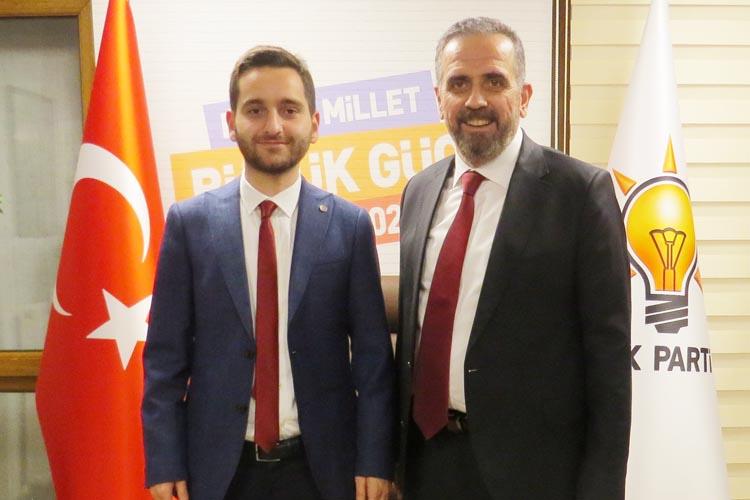 Beykoz'da gençlerin tercihi AK Parti