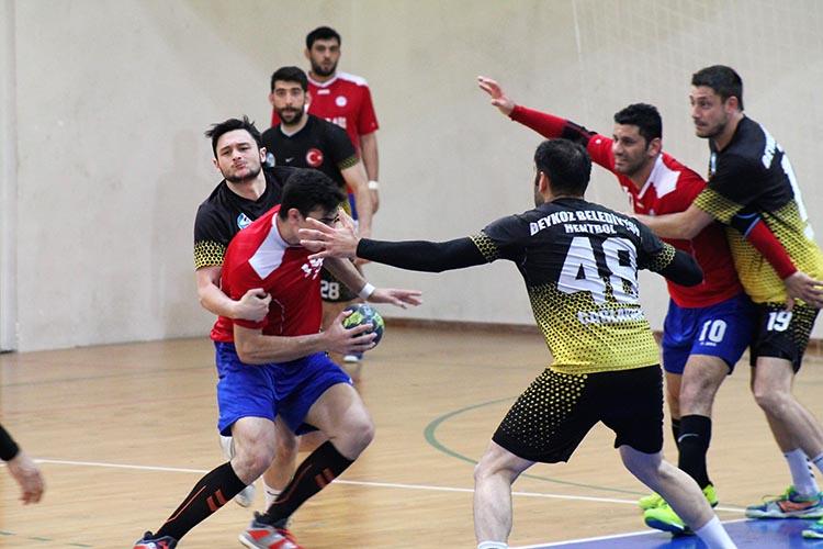 Beykoz Belediyespor noktayı galibiyetle koydu