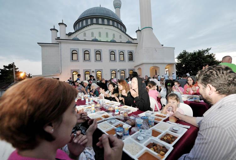 2018 Ramazan'ında Beykoz ve iftarlar