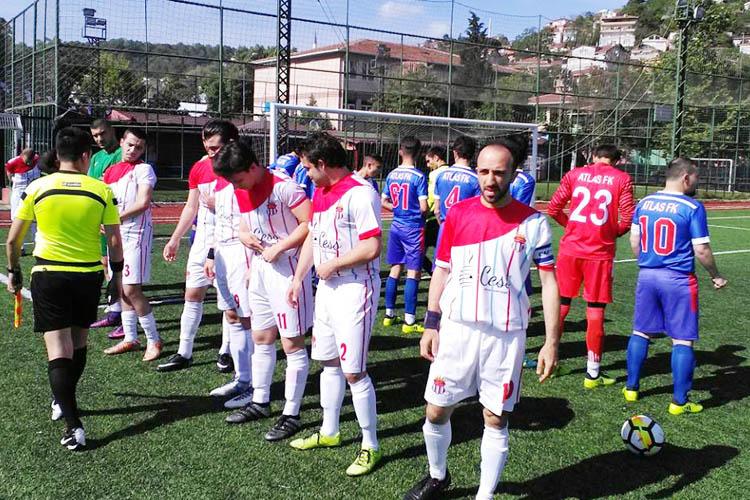 Beykoz Elmalıspor - Atlas: 3-3