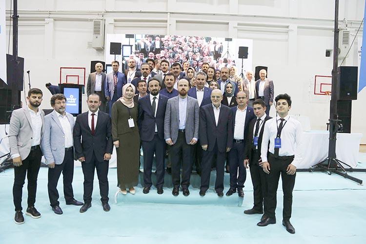Bilal Erdoğan Beykoz'da gençlerle buluştu