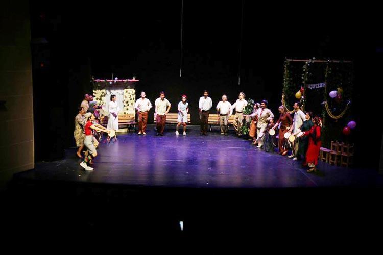 Beykoz'da mahalle ve Avrupa kültürleri sahnede