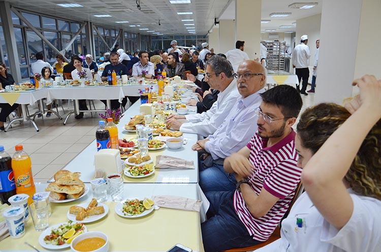 Beykoz Devlet Hastanesi'nde geleneksel buluşma