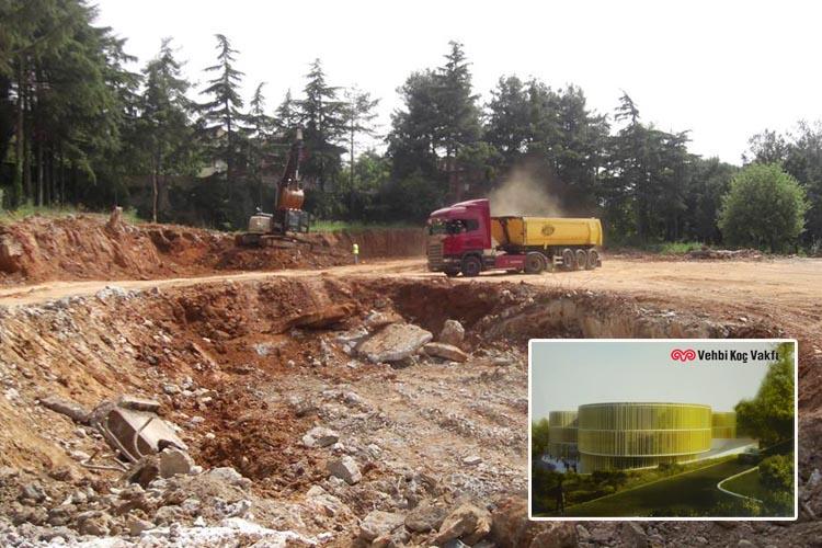 Beykoz'da bir eğitim engeli daha güç bela aşıldı