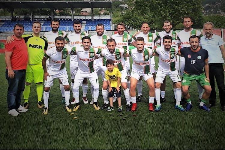 Çiğdemspor sezonu galibiyetle kapattı