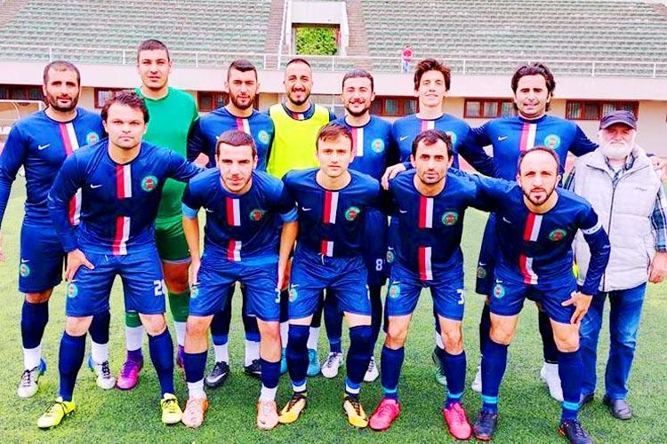 Beykoz Elmalıspor İstanbul 1. Amatör Lig'de