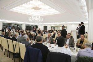 Beykoz protokolü iftar sofrasında buluştu