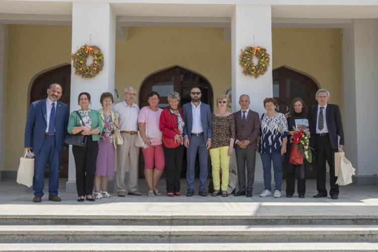 Beykoz'dan Macaristan'a dostluk ziyareti
