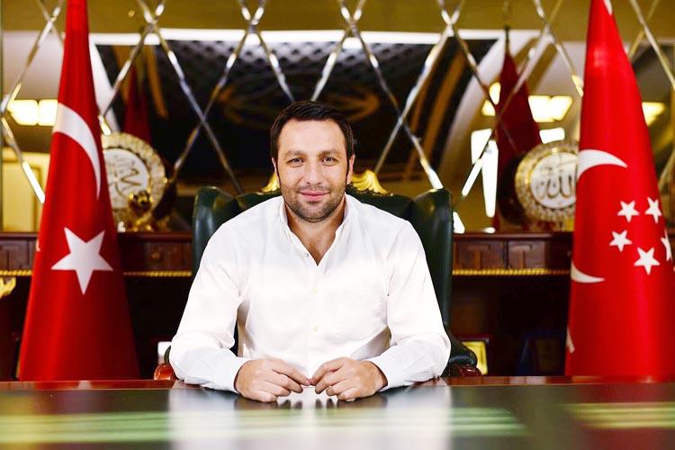 Saadet Partisi 7. Sıra adayı Mehmet Fatih Akdağoğlu