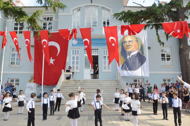 Beykoz'da bir eğitim yılı daha sona erdi