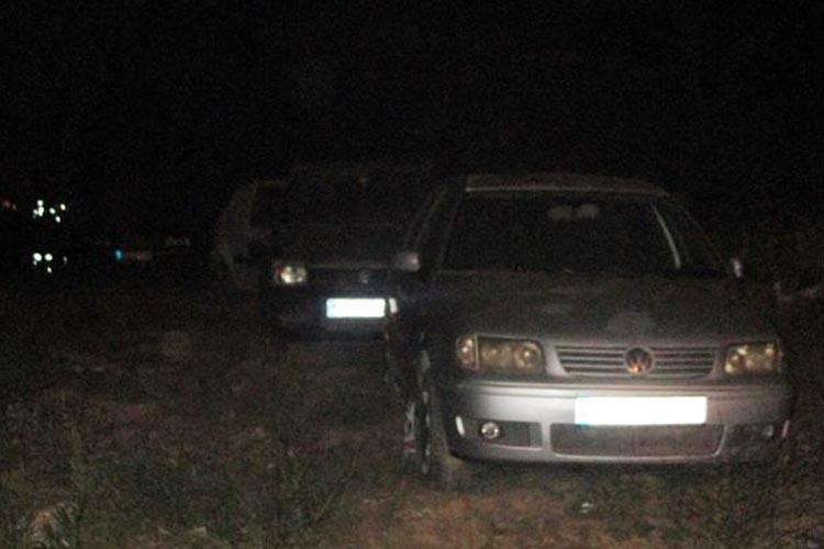 Beykoz'da ormanı oto galeriye çevirmişler