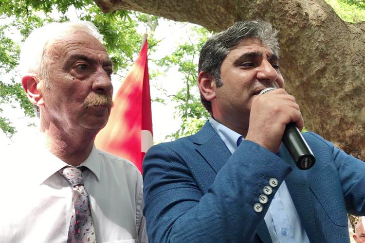 CHP'li Erdoğdu Beykoz'da yerli ve milliliğe vurgu yaptı