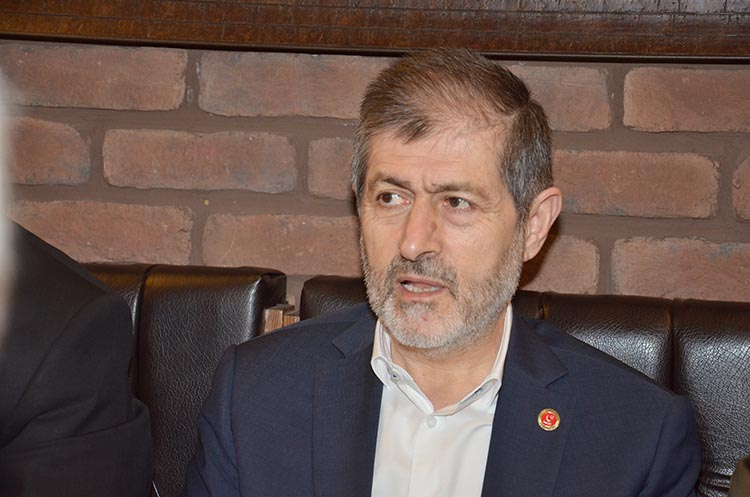 Abdullah Sevim Beykoz'un adaylarına destek istedi