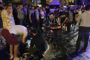 Beykoz'da gece yarısı kaza: 2 ağır yaralı