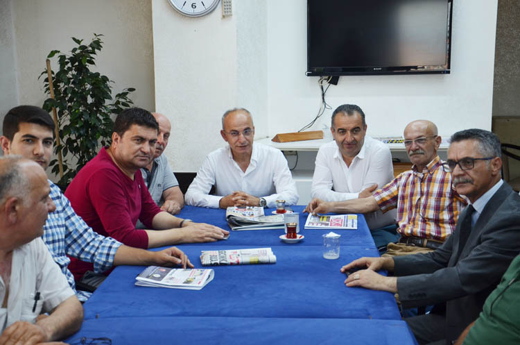 Beykozlu Doğu Karadenizliler bayramlaştı