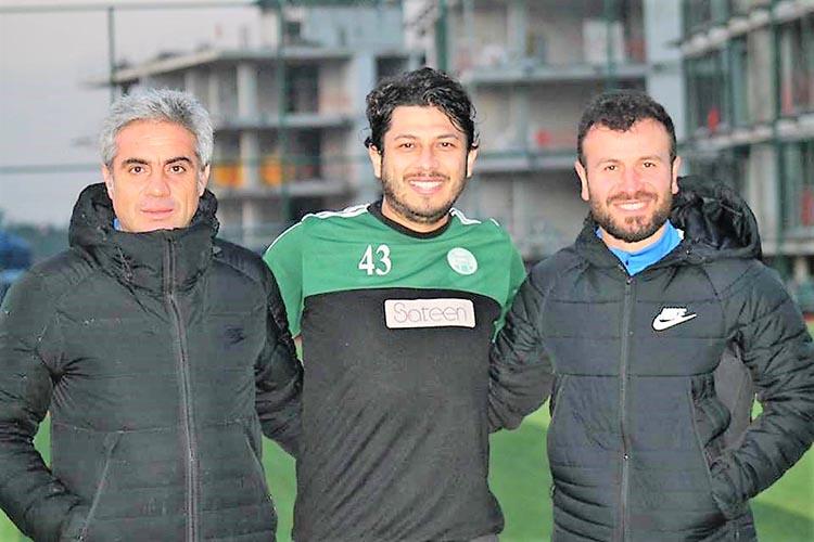 Kavacıkspor Kaptan Güntay ile devam edecek