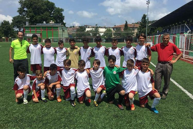 Ortaçeşme U13 de İstanbul Şampiyonasına hazır