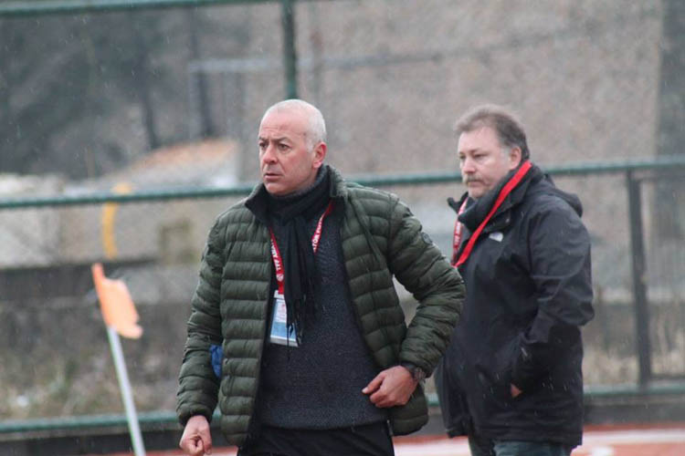 Gökhan Karagöz ve ekibi Ortaçeşmespor'da