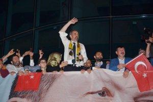 Beykoz halkı Başkanlık zaferini böyle kutladı