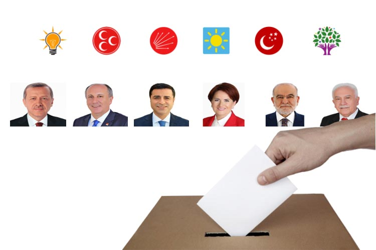 Seçim 2018... Beykoz'da karşılaştırmalı mahalle oranları