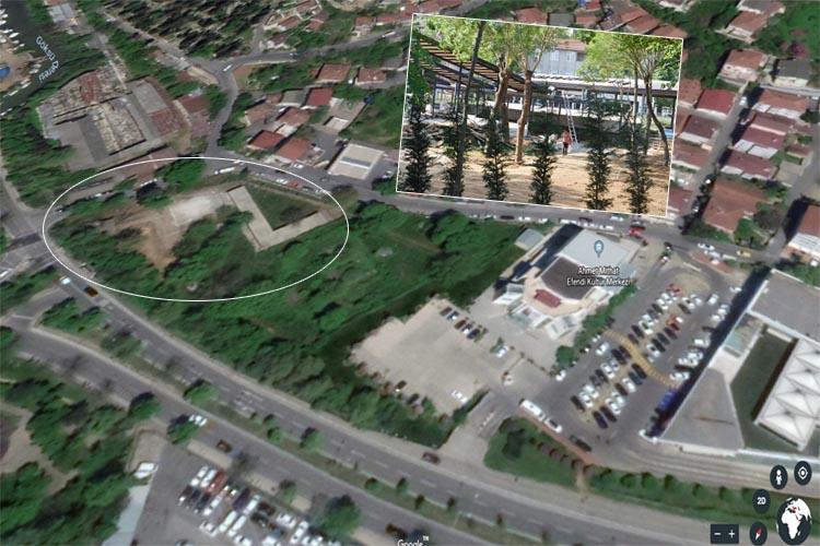 Beykoz'da arkeolojik kazı alanında kaçak inşaat
