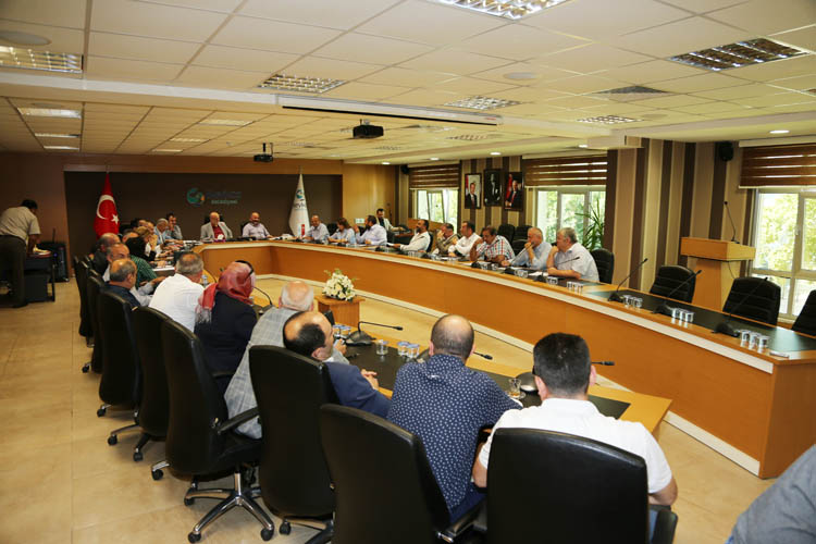 Beykoz'daki kaçak kafeterya meclis gündeminde