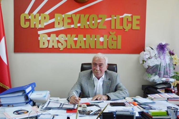 CHP Beykoz, İmar Barışı'na 'soygun' dedi