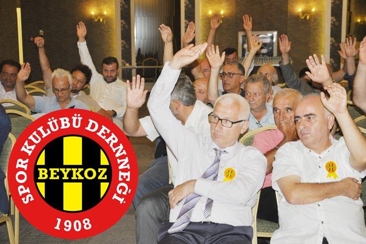 Beykoz Spor Kulübü'nde olağanüstü kongre