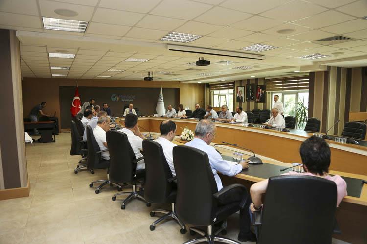 Belediye Meclisi yaz tatiline girdi