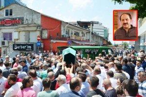 Türkgenç, Beykoz'da son yolculuğuna uğurlandı