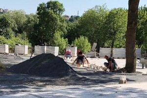 Beykoz'da kaçak kafeterya inşaatı ne durumda?